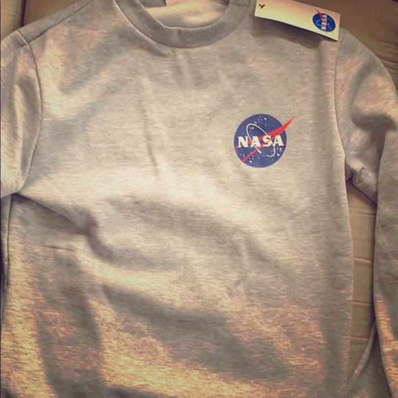 Other - A nasa sweatshirt has not been worn size small